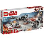 Lego Star Wars – Defensa De Crait – 75202