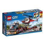 Lego City – Camión De Transporte De Mercancías Pesadas – 60183