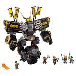 Lego Ninjago – Robot Sísmico – 70632-3