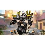 Lego Ninjago – Robot Sísmico – 70632-5