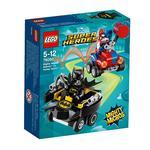 Lego Super Heroes – Mighty Micros Batman Vs. Harley Quinn – 76092