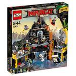 Lego Ninjago – Guarida Volcánica De Garmadon – 70631