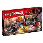 Lego Ninjago – Cuartel General De H.d.g. – 70640