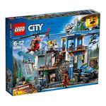 Lego City – Montaña Comisaría De Policía – 60174