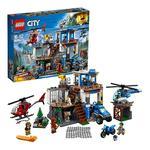 Lego City – Montaña Comisaría De Policía – 60174-2