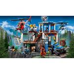 Lego City – Montaña Comisaría De Policía – 60174-6