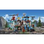 Lego City – Montaña Comisaría De Policía – 60174-13