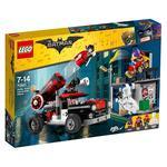 Lego Súper Héroes – Cañón De Harley Quinn – 70921