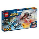 Lego Súper Héroes – Persecución Gélida Tras La Fuerza De La Velocidad – 76098
