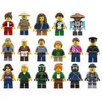 Lego Ninjago – Ciudad De Ninjago – 70620-2