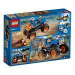 Lego City – Camión Monstruo – 60180-1