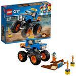 Lego City – Camión Monstruo – 60180-2