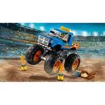 Lego City – Camión Monstruo – 60180-6