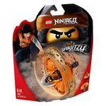 Lego Ninjago – Cole Mestre De Spinjitzu – 70637