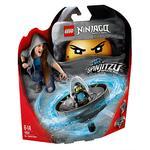 Lego Ninjago – Nya Maestra Del Spinjitzu – 75197