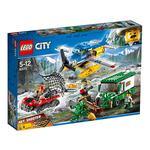 Lego City – Montaña Atraco Junto Al Río – 60175