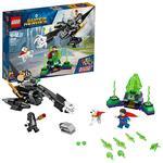 Lego Super Heroes – Superman Y Krypto Equipo De Superhéroes – 76096-10