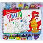 Dibujo Paso A Paso Dinosaurios
