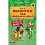 Geronimo Stilton – Los Chistes Más Morrocotudos 4