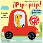 Mi Primer Libro De Sonidos Pip – Piip