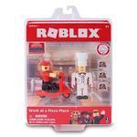 Roblox – Trabajar En La Pizzería – Blíster De Juego-1