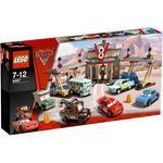 Lego Cars 2 El Cafe De Flo V8