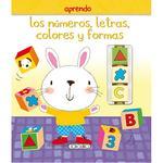 Aprendo Números Letras Colores Y Formas