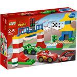 Lego Cars 2 La Carrera De Tokio