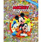 Mickey Mouse – Busca Y Encuentra