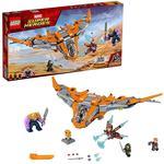 Lego Súper Héroes – Thanos: Batalla Definitiva – 76107