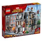 Lego Súper Héroes – Duelo En El Sancta Sanctorum – 76108