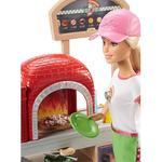 Barbie – Pizza Chef-4