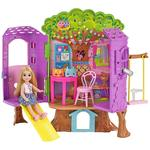 Barbie – Casita Del Árbol De Chelsea-1