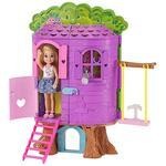 Barbie – Casita Del Árbol De Chelsea-4