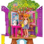 Barbie – Casita Del Árbol De Chelsea-5