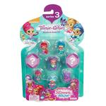 Shimmer Y Shine – Fisher Price – Pack 8 Genios (varios Modelos)-1