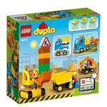 Lego Duplo – Camión Y Excavadora – 10812-2
