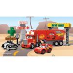 Lego Cars Duplo El Largo Viaje De Mack-1