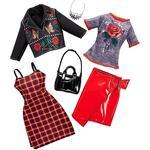 Barbie – Camiseta Y Chaqueta Con Flores – Pack 2 Modas