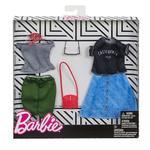 Barbie – Camiseta Rayas Y Camiseta California 1959 – Pack 2 Modas-1