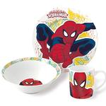 Spider-man – Set De Merienda