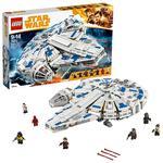 Lego Star Wars – Halcón Milenario Del Corredor De Kessel – 75212-1