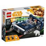 Lego Star Wars – Speeder Terrestre De Han Solo – 75209