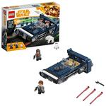Lego Star Wars – Speeder Terrestre De Han Solo – 75209-1