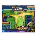 Nerf Avengers – Hulk – Lanzador De Dardos-1