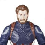 Los Vengadores – Capitán América – Figura Deluxe 15 Cm Con Gema-3