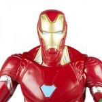 Los Vengadores – Iron Man – Figura Deluxe 15 Cm Con Gema-5