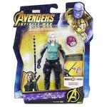 Los Vengadores – Viuda Negra – Figura Deluxe 15 Cm Con Gema