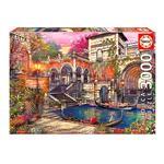 Educa Borrás – Romance En Venecia – Puzzle 3000 Piezas