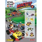 Mickey Y Los Superpilotos – Libro De Pegatinas